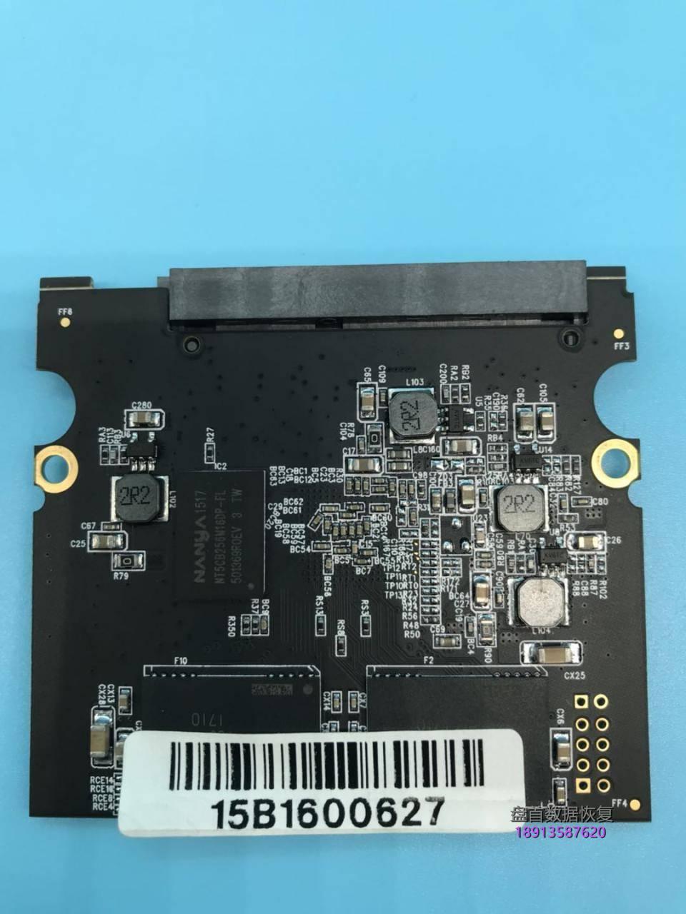 电脑公司同行客户送来一块光威(Gloway)悍将512G SATA3 6G接口SSD固态硬盘数据恢复成功 主控型号为SM2258H掉盘无法识别使用PC3000 SSD数据恢复软件恢复成功 SSD固态硬盘掉线BIOS无法识别 接上PC3000数据恢复软件后无法BSY 电源示波器显示电流为正常0.1A 由此判断固态硬盘为固件损坏使用PC3000 SSD数据恢复软件对硬盘进行翻译器进行虚拟后读取客户的全部重要数据 由于FLASH芯片质量差 恢复过程中硬盘坏块量也是相当大的 前后花费了近30多个小时才将这512G