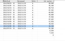 手工重组Excel碎片详解