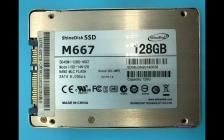 成功恢复云储ShineDisk M667 120g固态硬盘主控SM2246XT无法识别不读盘