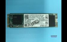 英特尔INTEL SSDSCKKF256H6 NGFF接口SM2258G主控SSD固态硬盘二次数据恢复成功
