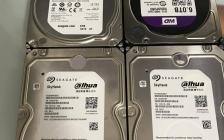 完美恢复DIY服务器4块6TB硬盘RAID5阵列出错导致2块硬盘同时掉线数据恢复成功