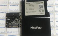 金速120G-SSD固态硬盘突然断电导致掉盘数据恢复成功