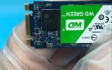 SM2258XT掉盘无法识别不读盘不认盘西部数据120G固态硬盘WDS120G1G0B