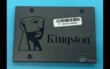 金士顿A400 120G固态硬盘CP33238B(PS3111)突然损坏识别成SATAFIRM S11成功修复故障这是固件损坏导致的通病