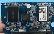 影驰120G固态硬盘识别成SATAFIRM S11(PS3111主控)数据恢复成功