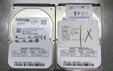 MK5056GSY东芝笔记本硬盘二次开盘数据恢复成功
