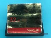 完美修复闪迪32G CF卡无法识别读不出数据芯片级恢复SANDISK 20-82-00549主控