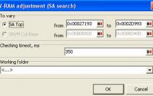 如果没有NVRC模块,如何在Hitachi-IBM硬盘的SA区中找到原始的NV-RAM文件