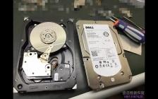 成功恢复Vmware ESXI 5.5单盘服务器,希捷SAS600G磁头损坏