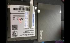 影驰铁甲战将系列120G固态硬盘,PS3109主控芯片