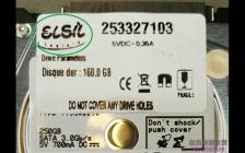 PC3000 for HDD日立Hitachi ELSIL HCC硬盘解锁