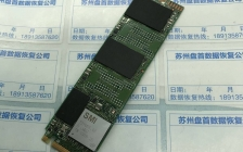 INTEL SSDPEKNW512G8H英特尔660P 512GB NVMe固态硬盘二次恢复成功