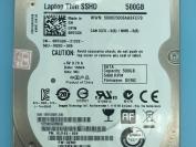 SSHD通电不转ST500LM000固态混合盘NAND损坏通病导致不转数据恢复成功