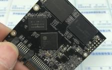 SM2246EN主控芯片虚焊导致SSD固态硬盘无法识别