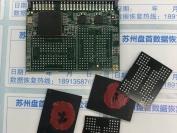 雷克沙CFast 2.0 3600X高速CF卡损坏无法识别芯片级数据恢复完美成功