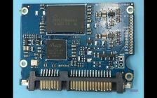 士必得M3-180G固态硬盘突然无法识别无法使用主控AS2258-BN掉盘不识别数据恢复成功
