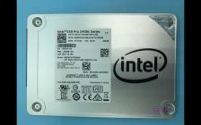英特尔SSD5400s固态硬盘掉盘无法识别不读盘了主控SM2258G数据恢复完美成功