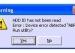 使用解决PC-3000 HDD 日立Hitachi ARM硬盘的翻译器问题和硬盘ID问题