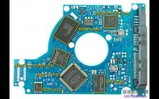 希捷SSHD混合硬盘通电不转NAND芯片故障数据恢复方案