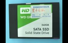 WDS240G2G0A西数SSD固态硬盘成功修复无法读取数据不识别问题