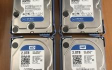 DELL服务器4盘RAID0数据恢复成功